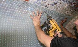 damp proofing walls