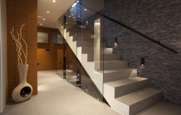 Basement-stairs